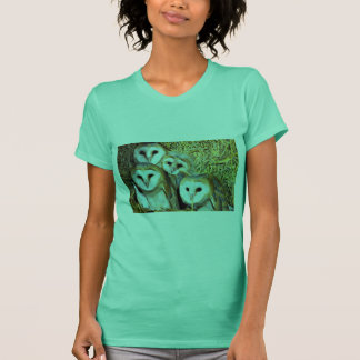 Young barn-owls T-Shirt