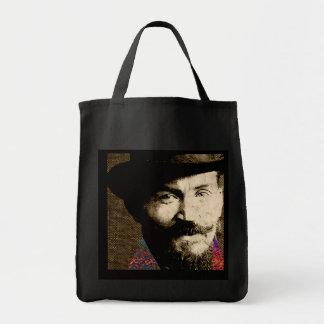 Young Bernard Shaw Closeup Tote Bag