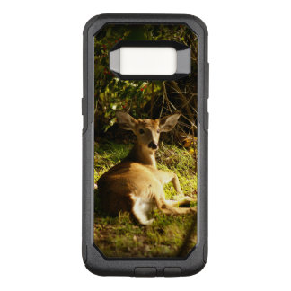 Young Buck In The Meadow OtterBox Commuter Samsung Galaxy S8 Case
