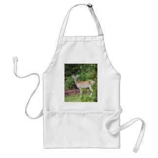 Young Buck in Velvet Standard Apron