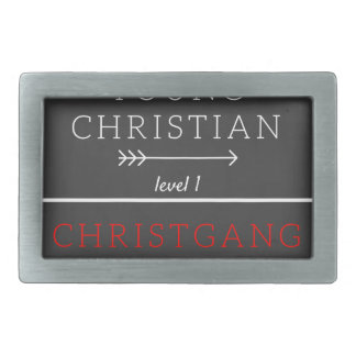 Young Christian - level 1 Belt Buckles
