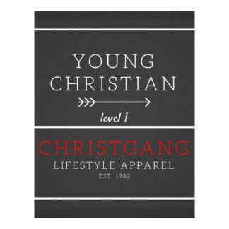 Young Christian - level 1 Letterhead