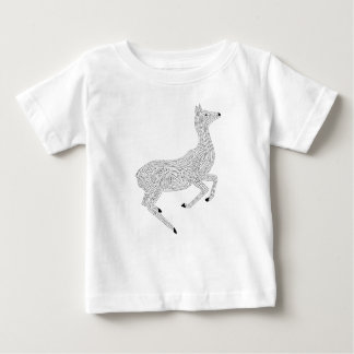 Young Deer in the Wild Baby T-Shirt