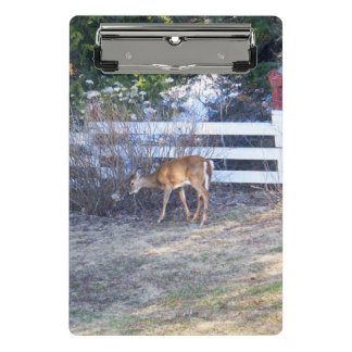 Young Deer Mini Clipboard