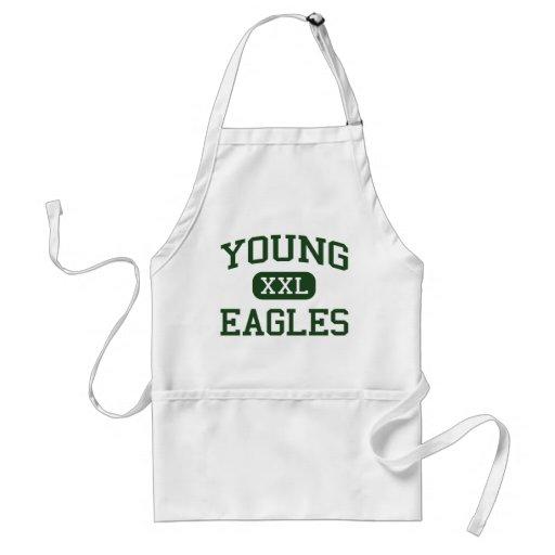 Young - Eagles - Junior - Arlington Texas Apron