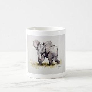 Young Elephant Mug