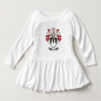 Young Family Crest Coat of Arms Dress