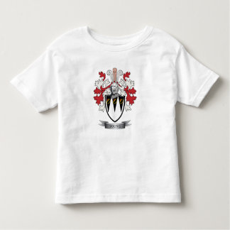Young Family Crest Coat of Arms Toddler T-shirt