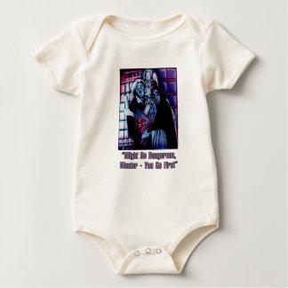 Young-Frankenstein Collection Baby Bodysuit