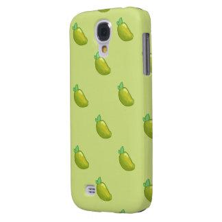 young fresh mango pattern samsung galaxy S4