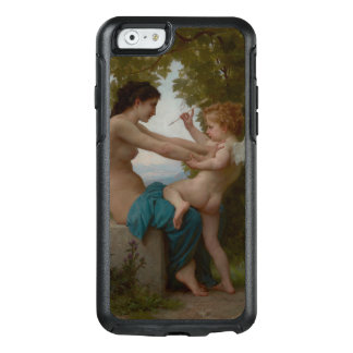 Young Girl Defending Against Eros Bouguereau OtterBox iPhone 6/6s Case