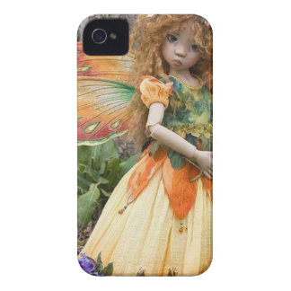 Young Girl Fairie Case-Mate iPhone 4 Cases