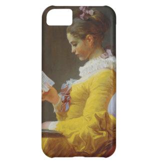 Young Girl Reading - Jean-Honoré Fragonard Case For iPhone 5C