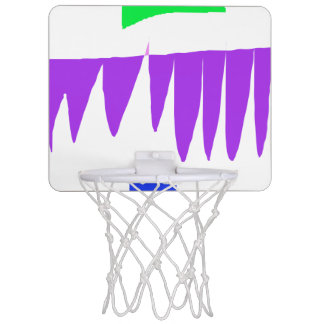 Young-Gradually Mini Basketball Hoop