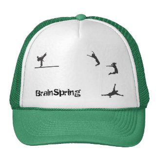 Young Grasshopper Trucker Hat