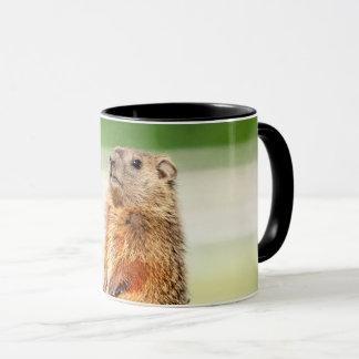 Young Groundhog Mug