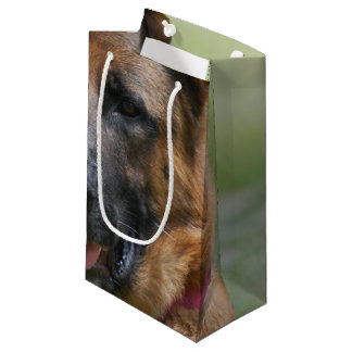Young GSD Small Gift Bag