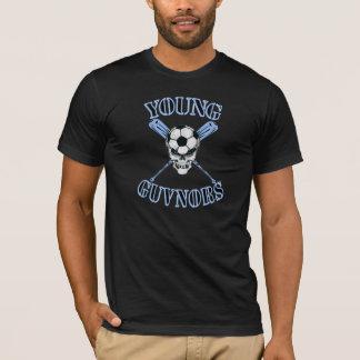 Young Guvnors (Badass Reimagined Logo) T-Shirt