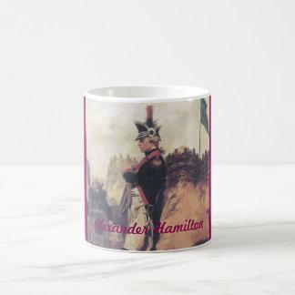 Young Hamilton mug