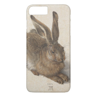 Young Hare by Albrecht Durer iPhone 8 Plus/7 Plus Case