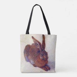 Young Hare by Albrecht Durer, Renaissance Fine Art Tote Bag