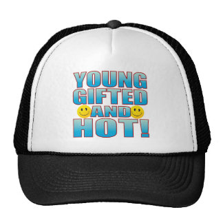 Young Hot Life B Trucker Hat