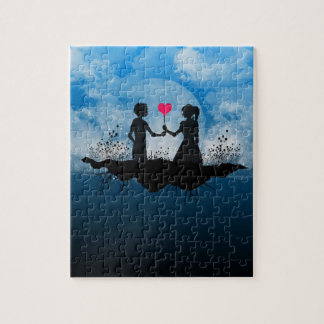 Young Love- 8x10 Puzzle