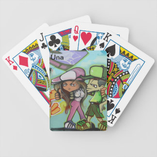 Young  Love Poker Deck