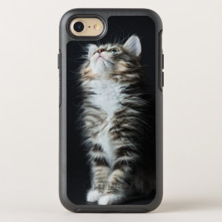 Young Male Tabby Cat OtterBox Symmetry iPhone 7 Case