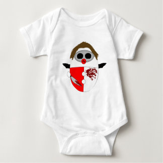 Young Michael Myers Baby Bodysuit