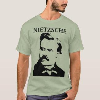 Young Nietzsche Monochrome T-Shirt