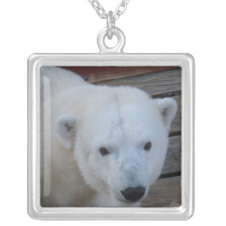 Young Polar Bear Necklace
