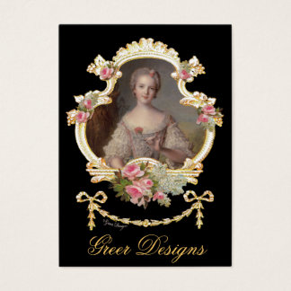 Young Princess Louise Marie of France Business Card