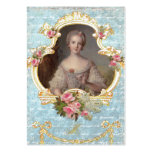 Young Princess Louise Marie of France Large Business Cards (Pack Of 100)