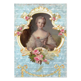 Young Princess Louise Marie of France Business Card Templates