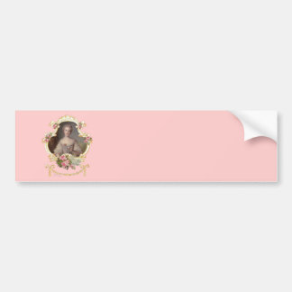 Young Princess Louise Marie of France Sticker Bumper Sticker