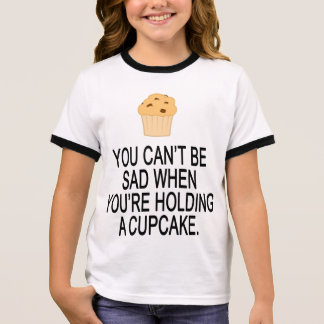 Young rower Cupcake Ringer T-Shirt