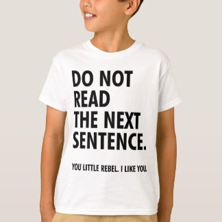Young rower Little Rebel T-Shirt