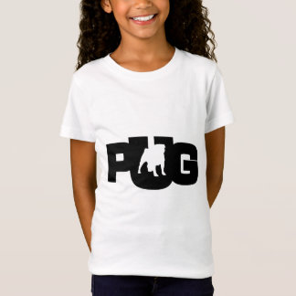 Young rower Pug T-Shirt