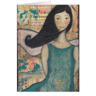 Young Spirit Notecard