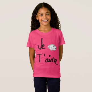 Young t-shirt fucsia, the world of Lua