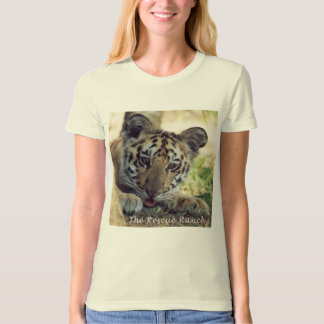 young tiger peek-a-boo T-Shirt