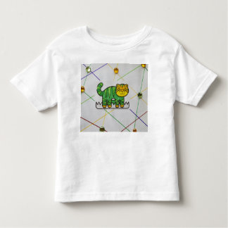 YOUNG TIGER T TODDLER T-SHIRT