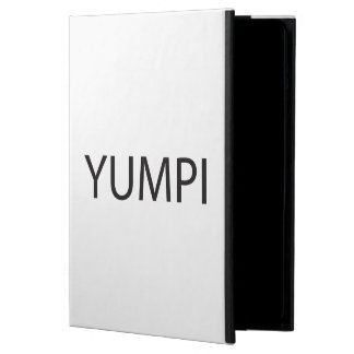 Young Upwardly Mobile Professional Idiot.ai iPad Air Cases
