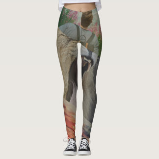 Young, Wild & Free Leggings