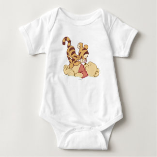 Young Winnie the Pooh Baby Bodysuit