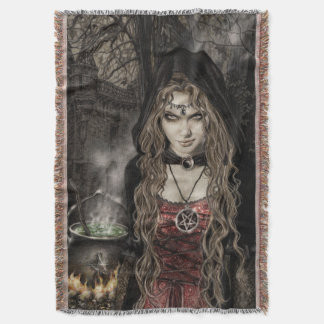 Young Witch Throw