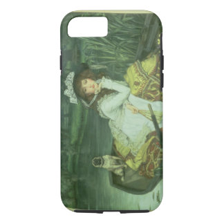 Young Woman in a Boat, or Reflections, c.1870 (oil iPhone 7 Case
