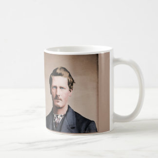 Young Wyatt Earp Coffee Mug