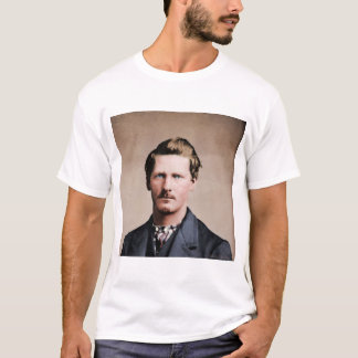 Young Wyatt Earp, colorized T-Shirt